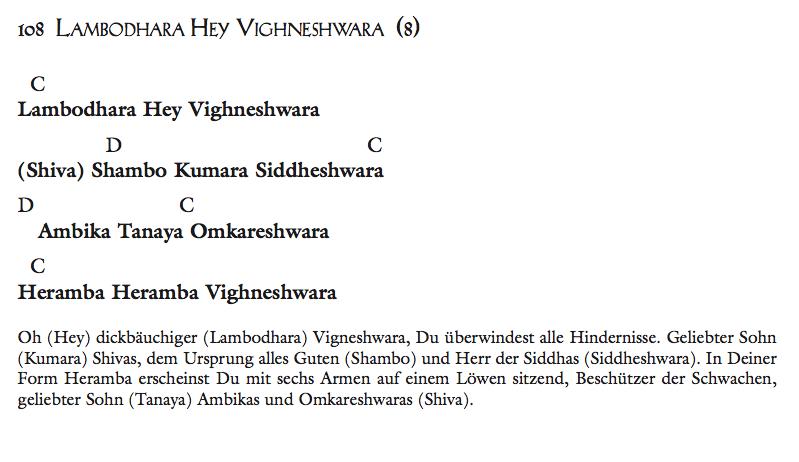 Lambodhara Hey Vighneshwara