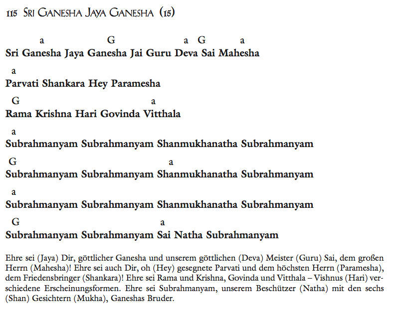 Sri Ganesha Jaya Ganesha