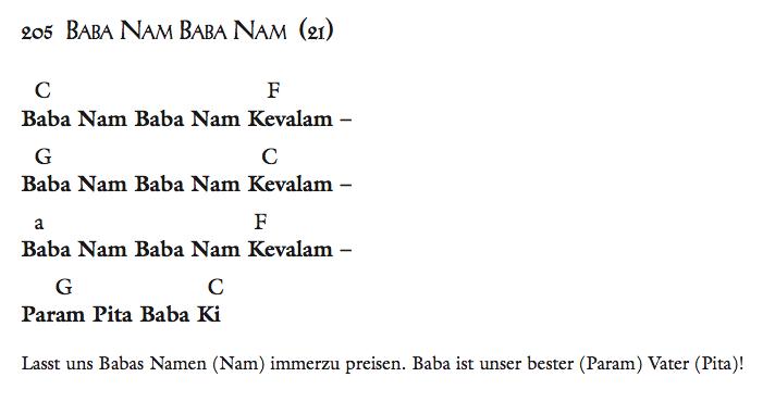 Baba Nam Baba Nam