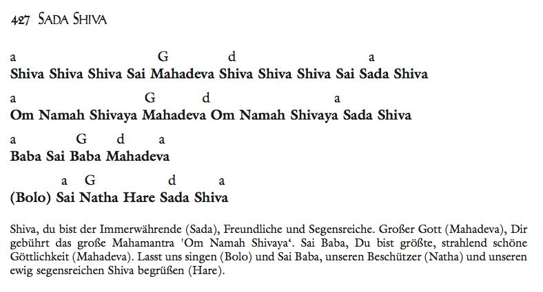 Sada Shiva