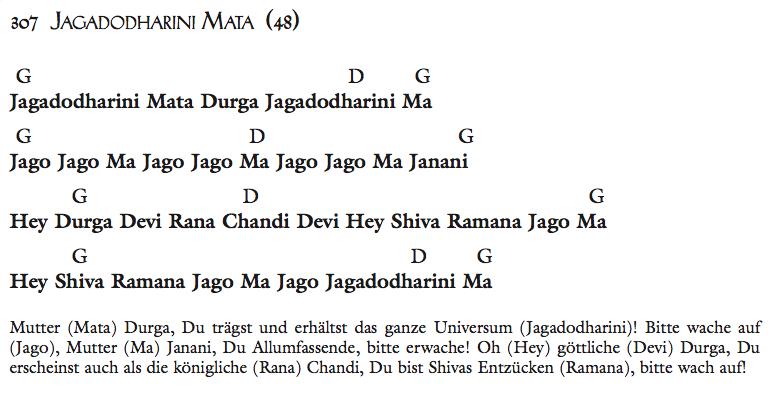 Jagadodharini Mata