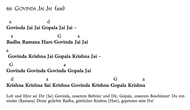 Govinda Jai Jai