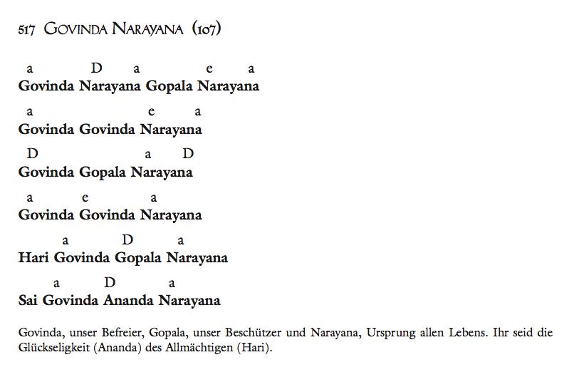 Govinda Narayana