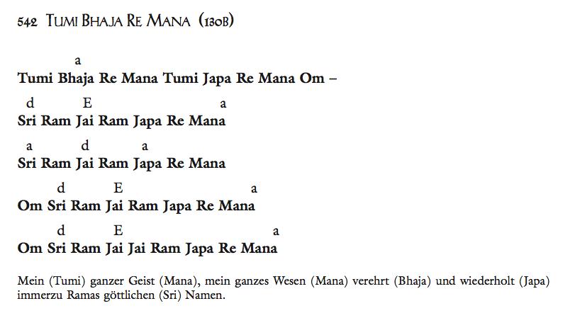 Tumi Bhaja Re Mana