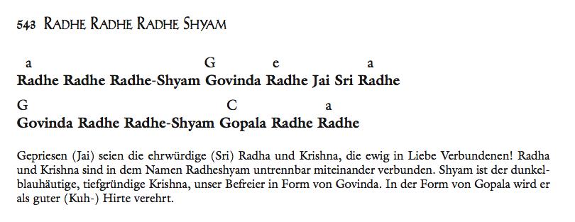 Radhe Radhe Radhe Shyam