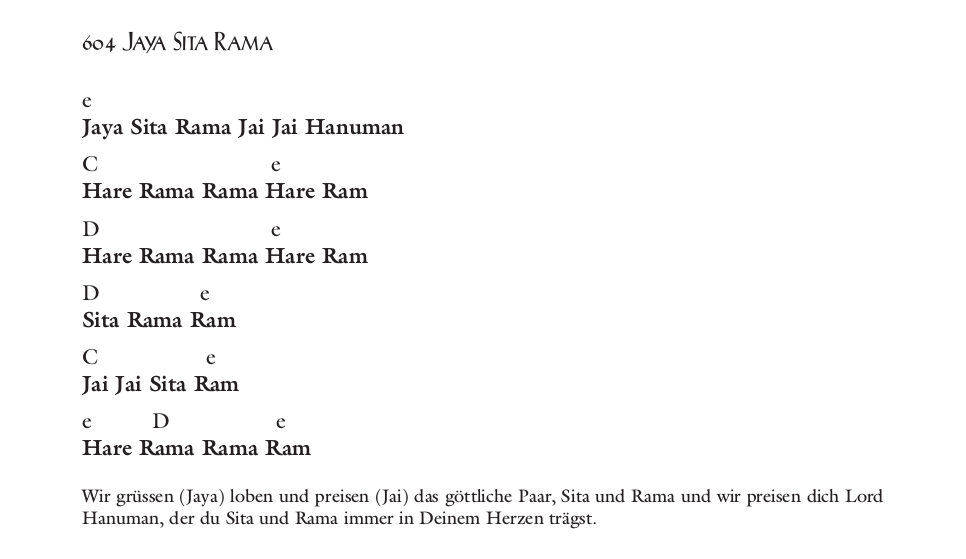 Jaya Sita Rama