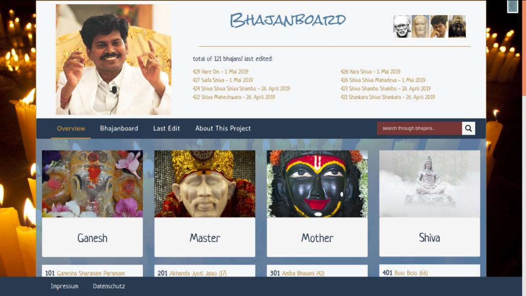 Bhajanboard